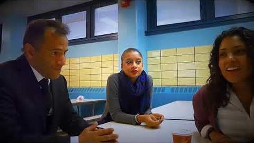 Centre de recherche en sciences sociales dans le Bronx à New York